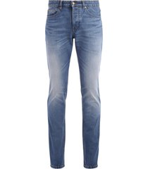 ami alexandre mattiussi ami fit model blue jeans