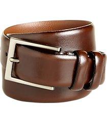 joseph abboud brown dress belt