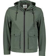 new in town jack - slim fit - groen