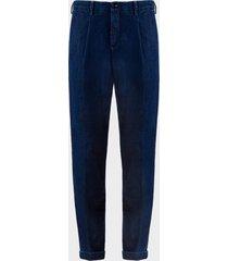 sartorio napoli single pleat sartorial jeans