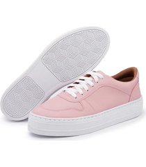 tênis sapatênis confort casual tenehi feminino 080 - feminino