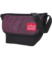 manhattan portage xxs midnight version 2 messenger bag