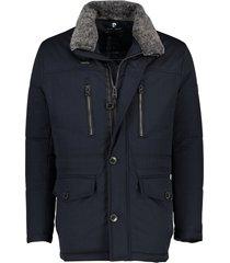 jack pierre cardin jas donkerblauw