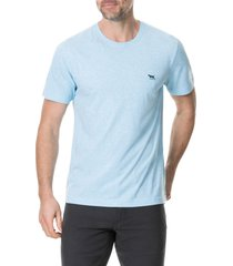 men's rodd & gunn the gunn t-shirt, size small - blue