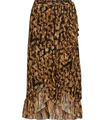 kjol vmwonda h/w wrap skirt