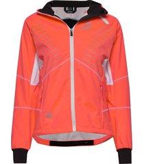 kaarre w xct jacket outerwear sport jackets orange halti