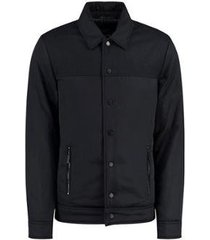 jaqueta vr bolso zíper masculina