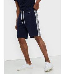 gant d1. gant stripe sweat shorts shorts blue