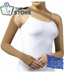 mastectomy compression sleeve glove arm swelling support lymphedema edema mitt
