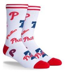 parkway philadelphia phillies mix crew socks
