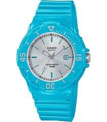 reloj azul casio lrw200h-2e3vdf - superbrands
