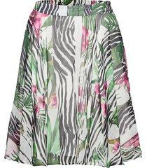 juwan skirt knälång kjol multi/mönstrad guess jeans