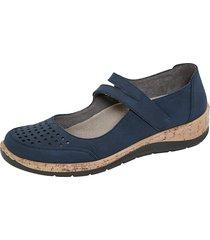 skor julietta mörkblå