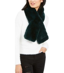 apparis rachel faux-fur scarf, created for macy's