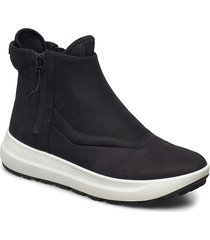 solice shoes boots ankle boots ankle boot - flat svart ecco