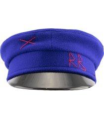 ruslan baginskiy baker boy cap blue