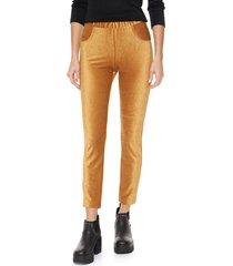 pantalón marrón koxis