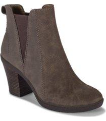 baretraps dasha posture plus women's heeled bootie women's shoes