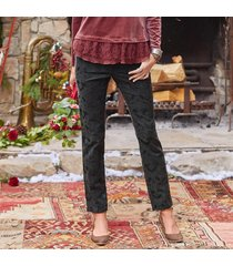 luxurious simplicity pants