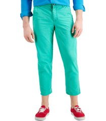 sun + stone men's gunther relaxed-fit pants, created for macy's