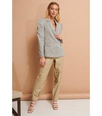 na-kd trend blazer - multicolor