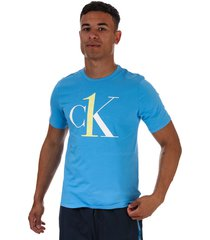 mens ck one lounge t-shirt