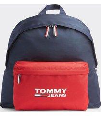 mochila cool city bicolor tommy jeans