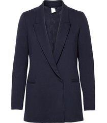 aia blazers casual blazers blå max mara leisure