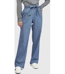 jeans nautica azul - calce regular