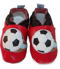 zapato  rojo widelan pelota
