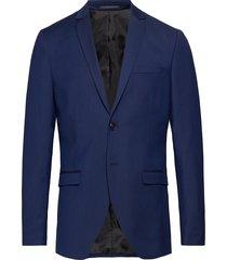 slhslim-mylobill blue blz b noos blazer colbert blauw selected homme