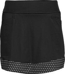 ult p knt skort kort kjol svart adidas golf