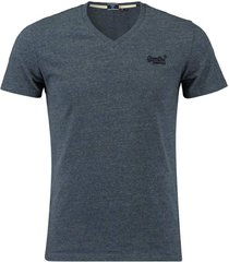 t-shirt classic donkerblauw