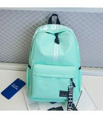 mochilas viaje mochila de viaje oxford simple mujeres hombres escuela