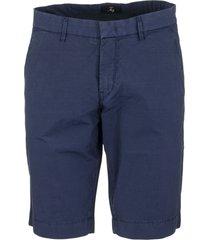 fay mens short pants with welt pockets