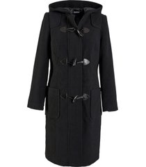 cappotto in misto lana (nero) - bpc bonprix collection