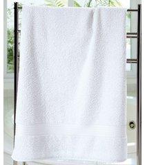 toalha de banho dohler felpudo prisma, branca