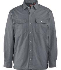wolverine floorhand shirt jac granite, size l