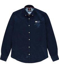 overhemd rakaia donkerblauw