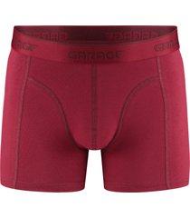 garage essentials boxer short (red)