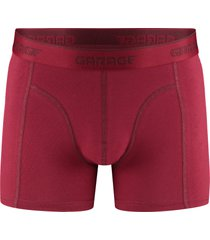 garage essentials boxer short (red)