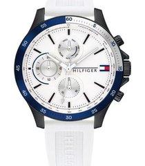 reloj blanco tommy hilfiger 1791723 - superbrands