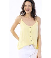 blusa amarilla sail juliana