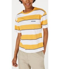dickies striped cotton tomboy t-shirt