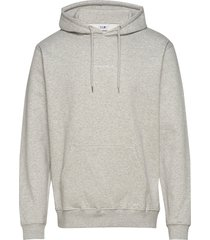 barrow printed hoodie 3385 hoodie trui grijs nn07