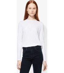 proenza schouler long sleeve t-shirt white m