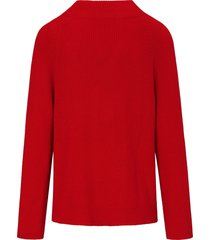 trui van 100% katoen van day.like rood