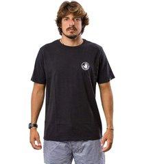 camiseta body glove logo preto