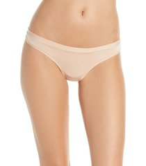 women's madewell softest stretch modal thong