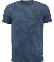 t-shirt faded blauw